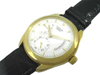 Seiko /SEIKO credor K18 hand wound mens watch クレドールセイコー watch