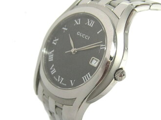 Watch GUCCI watch quartz watch mens gucci 5500M
