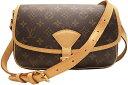 ルイヴィトン モノグラム ソローニュ ショルダーバック M42250 Louis Vuitton ヴィトン 財布 バック 小物【中古】