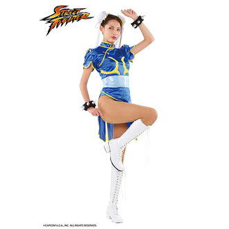 Street Fighter Halloween Costumes street fighter ken adult costume Street Fighter Official Costume Chun Li Street Fighter Costume Cosplay Costumes Fancy Dress Halloween Halloween Party Wedding Parties Entertainment Party