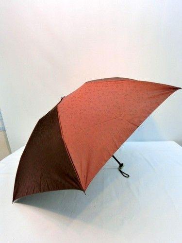 雨傘・折畳傘-婦人 甲州産小花ジャガード生地男女兼用日本製軽量ミニ折畳雨傘(日本製)【10P05Nov16】 傘 雨具 梅雨対策 ゲリラ豪雨
