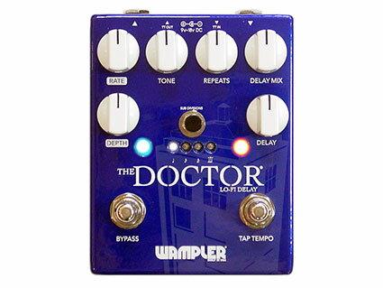ディレイ Wampler Pedals The Doctor [送料無料!]【smtb-TK】