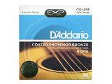 アコースティックコーティング弦 D'Addario EXP16 Light