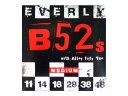 エレキギター弦 Everly B-52 ROCKERS 9211[送料無料!]【smtb-TK】