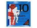 エレキギター弦 ROTOSOUND RH10 ROTO BLUES [送料無料!]【smtb-TK】