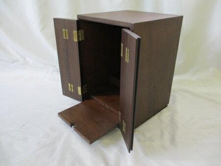 限定1台!国産品の家具調仏壇 上置型 展示品特...の紹介画像2