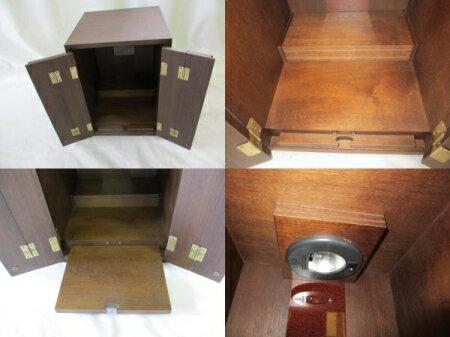 限定1台!国産品の家具調仏壇 上置型 展示品特...の紹介画像3