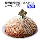 アイス ケーキ 札幌欧風洋菓子エルドール 山のモンブラン お中元 お歳暮 送料無料 ギフト