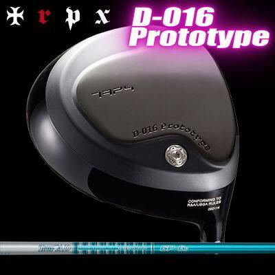 【カスタムモデル】TRPX D-016 TOUR AD GPトリプルエックス D-016 ツアーAD GP 【送料無料】【450ccディープフェイスモデル】