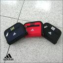 adidas アディダス ナイロンファスナー小銭入れ付き財布(51646)