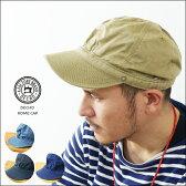 DECHO[デコー] STANDARD KOME CAP [D-01] コメキャップ チノ&デニム「デニムキャップ・DENIM CAP・コットンキャップ」 MEN'S/LADY'S【あす楽対応】