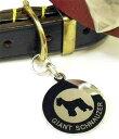 オリジナル 犬種別迷子札 刻印入 丸型 シルバー Lサイズ 直径約27mm 中型犬・大型犬用 【楽ギフ_名入れ】