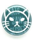 猫 ねこ 缶バッチ WATCH CAT | ネコ 猫柄 猫雑貨 猫グッズ | かわいい おしゃれ | SCOPY / スコーピー
