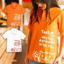 猫 ねこ ポロシャツ Griper ( オレンジ ) | ネコ 猫柄 猫雑貨 | メンズ レディース 半袖 トップス | かわいい おしゃれ 大人 ペアルック お揃い プレゼント | 大きいサイズ | SCOPY / スコーピー