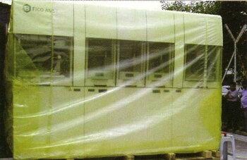 防錆フィルム鉄・非鉄両用0.08mm×1,200mm×150m巻