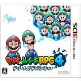 【処分特価★棚卸しの為★3月6日発送★新品】3DSソフト マリオ&ルイージRPG4 ドリームアドベンチャー