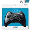 発送日ご確認を!★1月24日発送★新品】WiiU周辺機器 Wii U PRO コントローラー クロ (kuro) (WUP-A-RSKA)