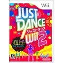 【本州四国18日着★10月17日発送★新品】Wiiソフト JUST DANCE Wii 2