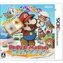 【あす楽7日着★12月6日発送★新品】3DSソフト ペーパーマリオ スーパーシール