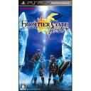 【新品】PSPソフト FRONTIER GATE Boost+ (フロンティアゲート ブーストプラス) ULJM-06228 (コナ