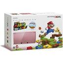 【数量限定特価★あす楽9日着★12月8日発送★新品】3DSスーパーマリオ 3Dランド パック ミスティピンク