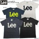 【Leeキッズ&ジュニア】【数限定販売】【リーKIDS*JUNIORサイズ*アップリケロゴTシャツ】(100cm-150cm)男女兼用Tシャツ*lee-LK0221【Le…