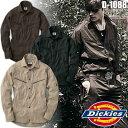 作業服 作業着 ディッキーズ/Dickies D-1088 長袖シャツ ワークウェア