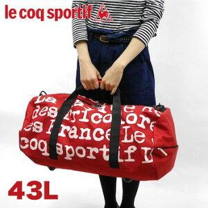 ボストンバッグ ダッフルバッグ lecoqsportif ルコックスポルティフ ルコック スポーツ ショルダーバッグ コンパクト
