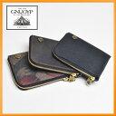 GNUOYP/ニュピ ハーフウォレット Lジップ 財布 小銭入れ 日本製 SA3124