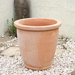 カルモー ヨーク FR16 Lサイズ  ≪植木鉢/陶器/大型テラコッタ・素焼き鉢系≫