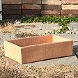 テラコッタ BX3  ≪植木鉢/陶器/テラコッタ鉢・素焼きプランター≫