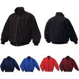デサント 野球用 グランドコート チタンサーモジャケット (中綿入り)