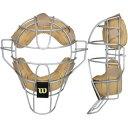 ウィルソン NPB仕様 硬式 野球用 審判用 マスク チタンフレーム ハイケージ