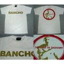 """ジェロム・レ・バンナ """"BC""""Tシャツ WHIT<k-1>"""