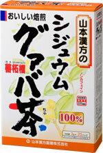 山本漢方 シジュウムグァバ茶100%(3g×20包)
