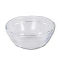 ガラスボウル (S) エステ 業務用 直径7.5cm ガラス製 ボール ボウル サロン カップボウル カップ 透明ボウル ボール かき混ぜ用 パック スパチュラ 食器 調理 ドーム プロ用 衛生的