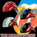 ! 더 롤링 스톤즈 덕 테일 하프 헬멧 The Rolling Stones DAMMTRAX