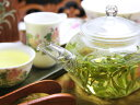 中国茶・緑茶!スッキリ気分転換にお勧め♪高地栽培の中国緑茶!高山中国緑茶【清峰】50g ...