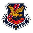 自衛隊グッズ 耐水性ステッカー 入間基地 第2輸送航空隊