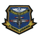 自衛隊グッズ ワッペン 浜松基地 第31教育飛行隊 パッチ ベルクロ付