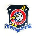 自衛隊グッズ ワッペン 三沢基地 飛行警戒監視隊 第601飛行隊