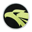 自衛隊グッズ ワッペン 航空自衛隊 小松基地 第6航空団 第306飛行隊 サブパッチ