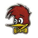 自衛隊グッズ ワッペン 百里基地 偵察航空隊 第501飛行隊ウッドペッカー