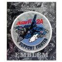 自衛隊グッズ ワッペン F-2A  05P03Dec16
