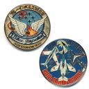自衛隊グッズ ブルーインパルス 50周年 記念メダル
