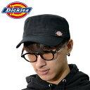 ディッキーズ【Dickies】ワークキャップ CAP 帽子 ...