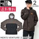 ザ ノース フェイス【THE NORTH FACE】Men 039 s Venture2 Jacket NF0A2VD ブルゾン ベンチャージャケット ナイロンジャケット JACKET アウター メンズ 人気 長袖 フード アウトドア 2Color【あす楽】【送料無料】