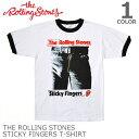ザ・ローリングストーンズ【THE ROLLING STONES】STICKY Tシャツ ロックT