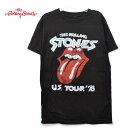 ザ・ローリングストーンズ【THE ROLLING STONES】Vintage Tour 78 Tシャツ ロックT