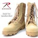 ロスコ 【Rothco】Desert Tan Speedlace Boot 5057R デザートタン スピードレース ミリタリーブーツ 編み上げブーツ メンズ 靴 シューズ ブーツ ユニセックス【あす楽】【送料無料】